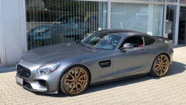 Mercedes-Benz AMG GT S Edition 1 Deutsch 1.Hand Lift Carbon