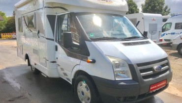 Sunlight T58 Ford Transit 2.2 TDCI 110PS