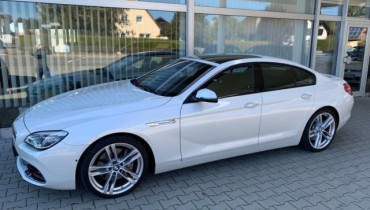 BMW 640d Gran Coupe xDrive Mwst. Standheizung Vollau